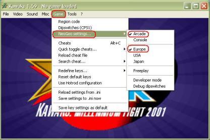 Cara Menyeting Emulator Kawaks untuk Bermain Koleksi Game Neo Geo